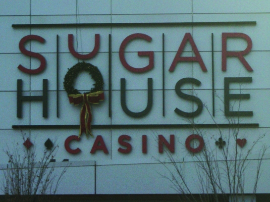 SugarHouse Casino in Fishtown may be seeing competition. - Photo By Paul Eberle